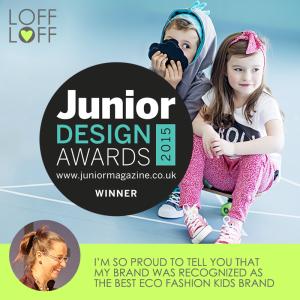 JUNIOR DESIGN AWARDS 2015