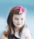 headband pink m01