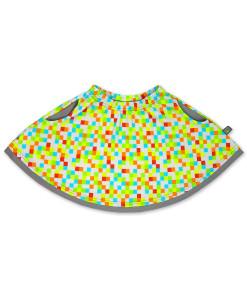 baby girl toddler skirt organic cotton